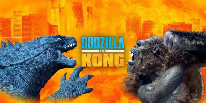 Godzilla Vs. Kong in DVD, Bluray e 4K a Giugno