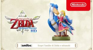 The Legend of Zelda: Skyward Sword HD – Disponibile un nuovo trailer