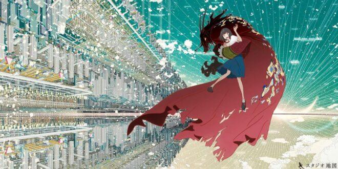 BELLE di Mamoru Hosoda al cinema con Anime Factory e I Wonder Pictures