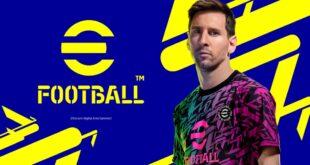 PES 2022 sarà free-to-play e cambia anche nome!