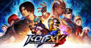 the-king-of-fighters-xv-data-uscita-copertina