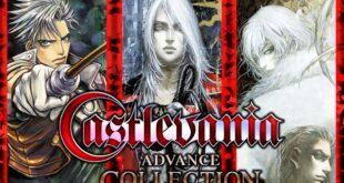 Castlevania Advance Collection, ora disponibile su Console e PC