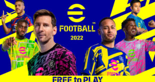 eFootball 2022 ora disponibile su PC e Console