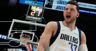 NBA 2K22 – Scopriamo il Bordocampo e le dinamiche di gioco