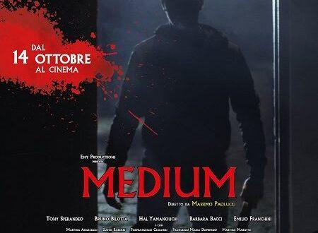 Medium – Recensione del film di Massimo Paolucci con Tony Sperandeo, Hal Yamanouchi e Barbara Bacci