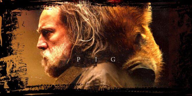 Pig – Recensione del Bluray del film con Nicolas Cage